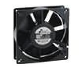 Ventilátor 230VAC 127x127x38mm 175,1m3/h 46dBA kuličkové