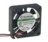 Ventilátor 5VDC 25x25x6mm 4,062m3/h 23dBA Vapo 400mW