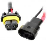 Konektor se zdířkou DJ9006-3-11+DJ9006-3-21 2P vodotěsný