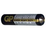 Baterie GP Supercell R03 (AAA mikrotužka)