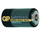 Baterie GP Supercell R14 (C, malé mono)