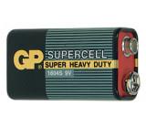 Baterie GP Supercell 9V
