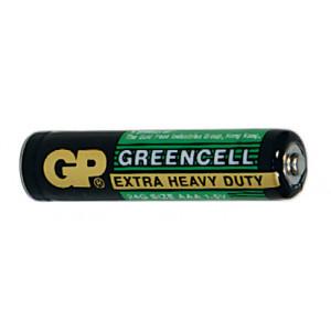 Baterie GP Greencell R03 (AAA mikrotužka)