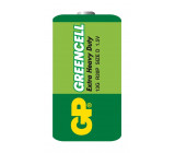 Baterie GP Greencell R20 (D, velké mono)