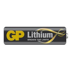 GP baterie lithiová FR6 (AA tužka), 2 ks v blistru
