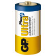 Baterie GP Ultra Plus Alkaline R14 blistr