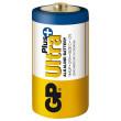 Alkalická baterie GP Ultra Plus C (LR14)