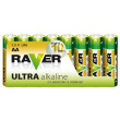 Alkalická baterie RAVER AA (LR6)