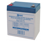 12V baterie - akumulátor 4,5Ah
