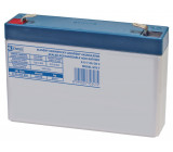 6V baterie akumulátor SLA 7Ah