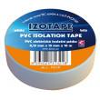 Izolační páska PVC 15/10 bílá