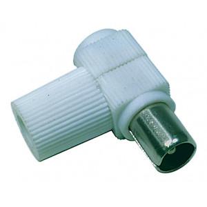 Konektor IEC A224 vidlice úhlová