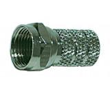 Konektor F M5609L vidlice pro koax 3C2V