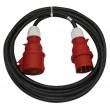 3 fázový prodlužovací kabel 5x16A 10m