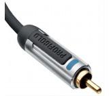 Profigold audio kabel pro subwoofer, 3m, PROA4103