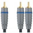 Bandridge kabel pro subwoofer, 2m, BAL4102