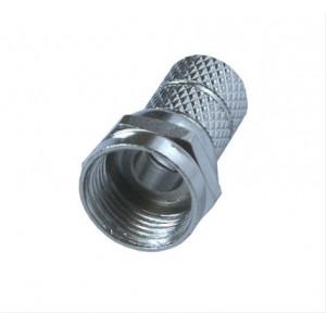 Anténní F konektor, šroubovací, průměr: 6mm