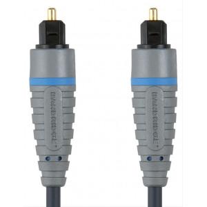 Bandridge digitální optický audio kabel, 0,5m, BAL5600