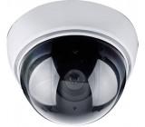 Maketa bezpečnostní kamery, na strop, LED dioda, 3 x AA