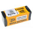 JCB hodinkové baterie typ 384/392, balení 10ks