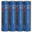 AgfaPhoto Power alkalická baterie LR03/AAA, shrink 4ks