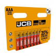 JCB zinko-chloridová baterie R03, blistr 10 ks