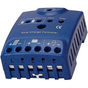 Solární regulátor nabíjení 12V/24V, 15A