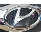 Přední PAL kamera vnější pro vozy Hyundai