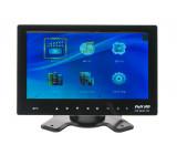 "LCD monitor 7"" na palubní desku s microSD/USB/FM modulátor/Bluetooth"