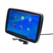 """LCD monitor 10,1"""" na opěrku/palubní desku s microSD/USB/FM modulátor"""