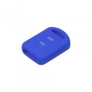 Silikonový obal pro klíč Opel 2-tlačítkový, modrý