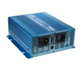Sinusový měnič napětí z 12/230V, 2000W/displej