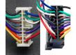 Kabeláž pro HF PARROT/OEM Hyundai 02-05, KIA -2005