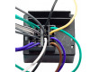 Kabeláž pro HF PARROT/OEM OPEL 04-  MOST