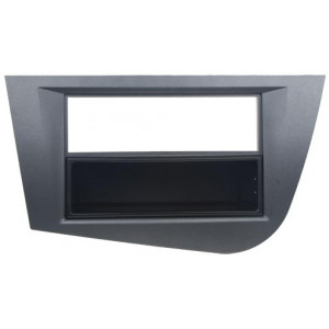 ISO redukce pro Seat Leon 05/2005-2009 tmavě šedý