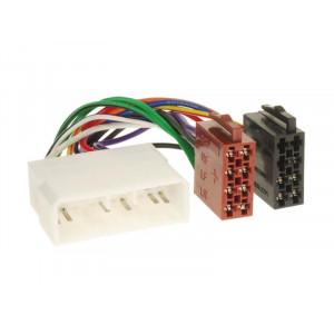 Konektor ISO Chevrolet/Daewoo 97>, Ssangyong, Chevrolet Spark 2010-2013