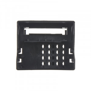 MOST 16-pinový plast konektoru