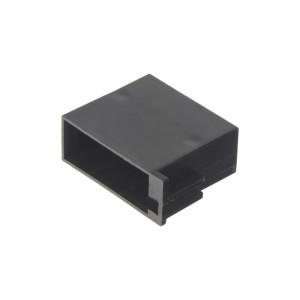 Konektor UNI ISO 10-pinový protikus bez kabelů (25007)