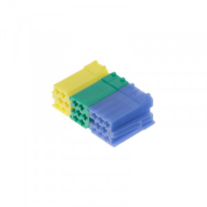 Konektor MINI ISO 20-pin bez kabelů