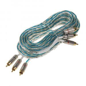 RCA audio/video kabel Hi-End line, 5m