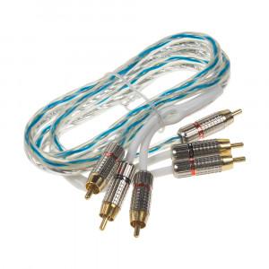 RCA audio/video kabel Hi-End line, 1m