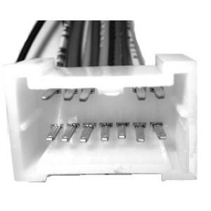 Konektor ISO Nissan Almera od r. 2005