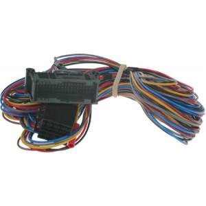 Kabeláž pro HF PARROT/OEM Nissan Primera 2005- s tel. přípravou (3-řadý 54-pól. konektor)