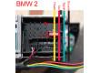 Adaptér pro ovládání USB zařízení OEM rádiem BMW Most/AUX vstup