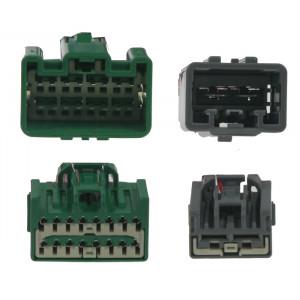 Kabeláž pro HF PARROT/OEM Volvo S80 07-, V70 07-, XC60 08-