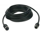 Kabel video 4pin samec/samice, 5m