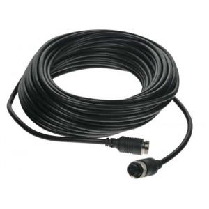 Kabel video 4pin samec/samice, 20m