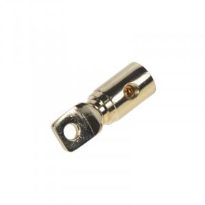GOLD kabelové očko M8,5 pro kabel 35mm2