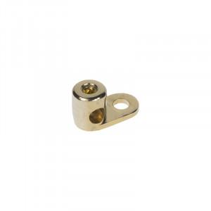 GOLD kabelové očko M8,5 pro kabel 20 mm2