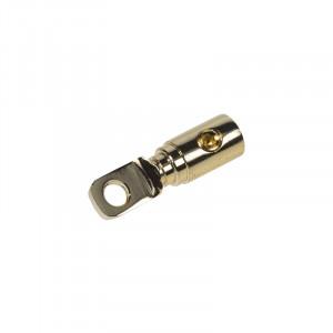 GOLD kabelové očko M8,5 pro kabel 20mm2
